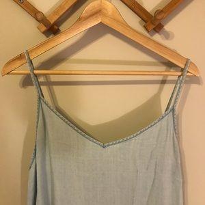 Gap dress, long